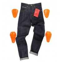 HOLESHOT - SRI VIJAYA RAW DENIM D3O PACKAGE