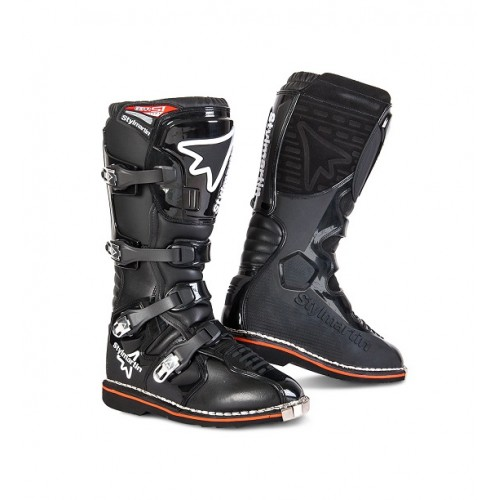 STYLMARTIN - OFF ROAD LINE - GEAR MX BLACK