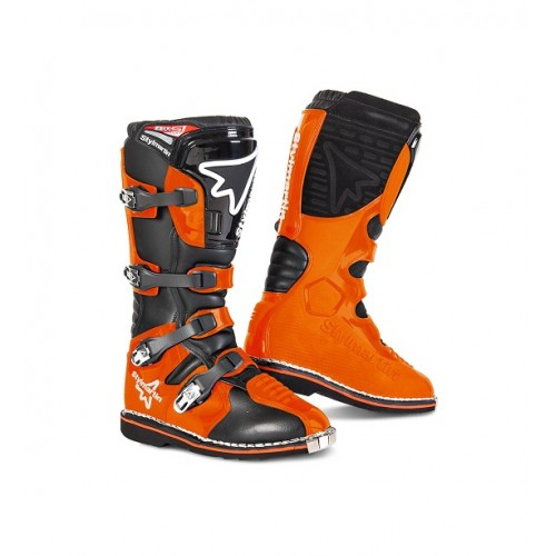 STYLMARTIN - OFF ROAD LINE - GEAR MX ORANGE