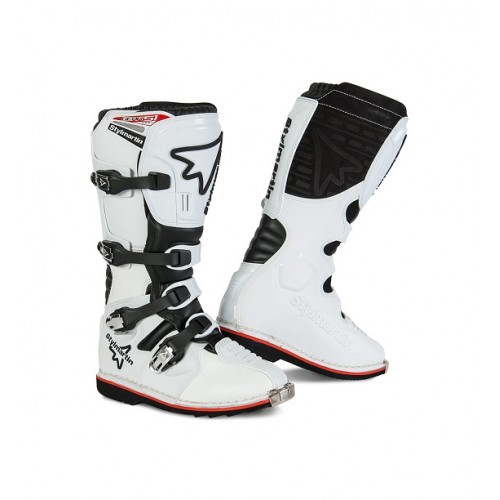 STYLMARTIN - OFF ROAD LINE - GEAR MX WHITE