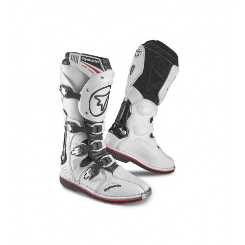 STYLMARTIN - OFF ROAD LINE - MO-TECH WHITE