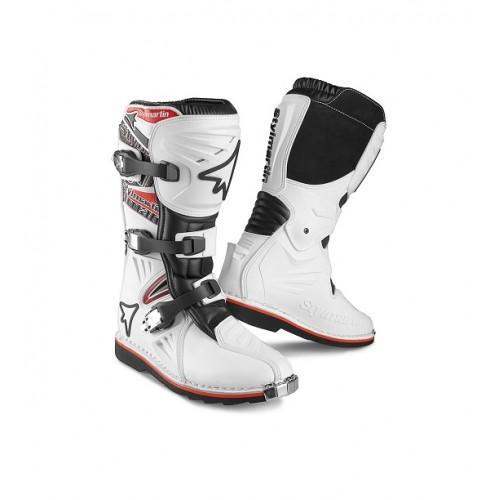 STYLMARTIN - OFF ROAD LINE - VIPER MX WHITE