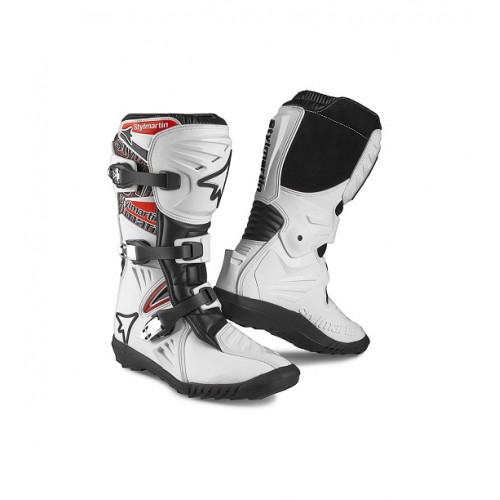 STYLMARTIN - OFF ROAD LINE - VIPER XR WHITE