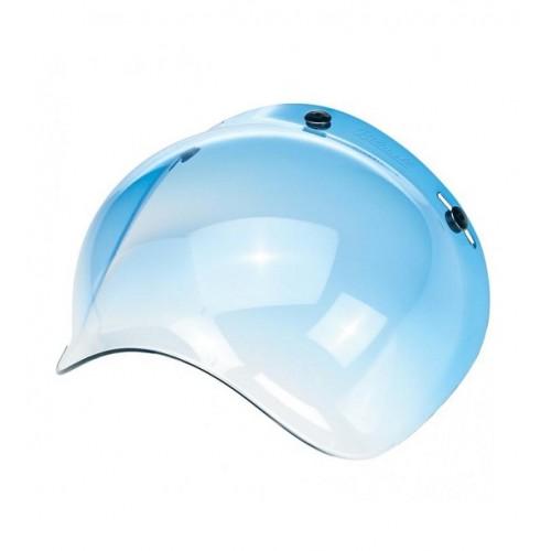 BILTWELL - BUBBLE SHIELD - BLUE GRADIENT