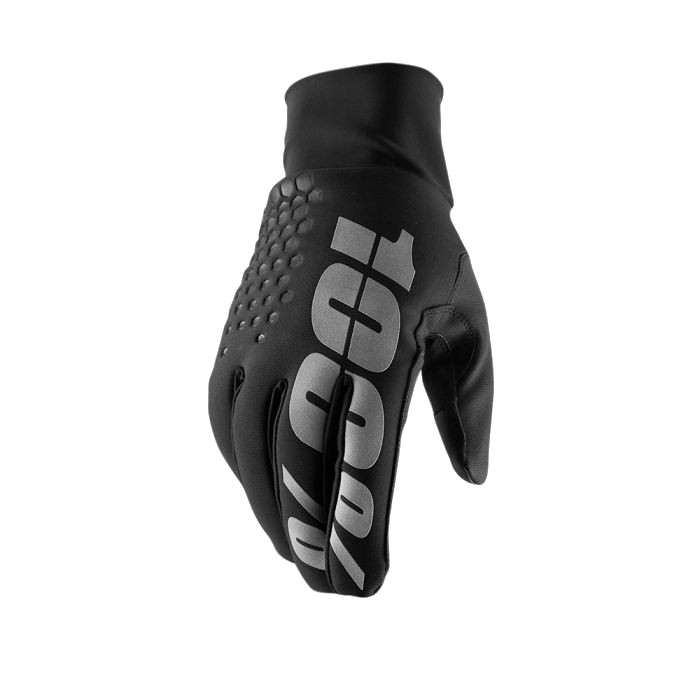 100% - HYDROMATIC - BRISKER GLOVE BLACK