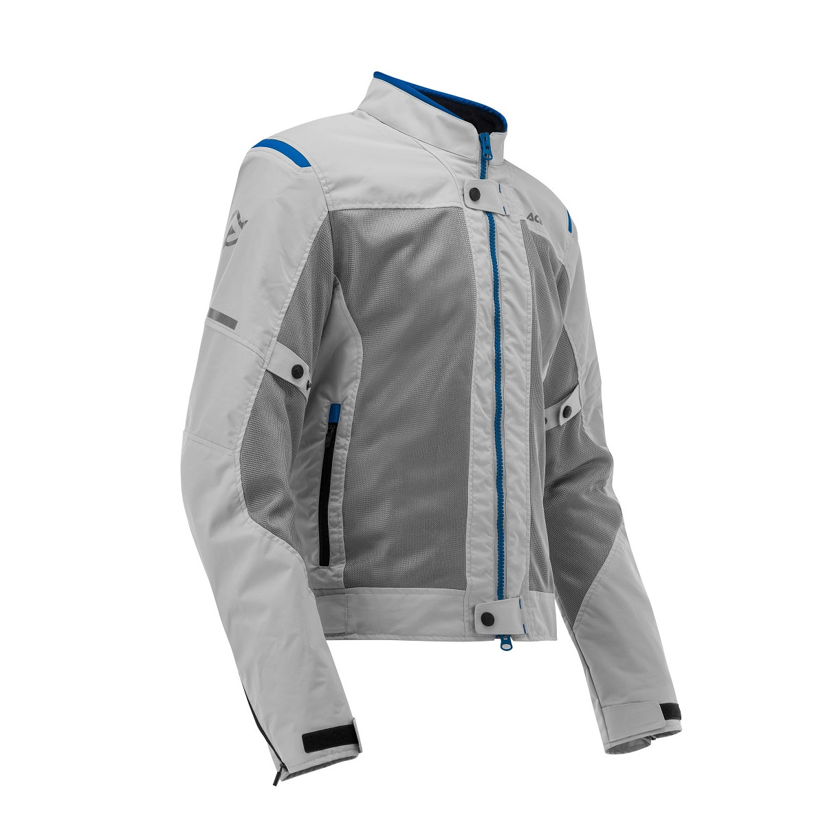 ACERBIS - RAMSEY MY VENTED 2.0 JACKET - GREY BLUE