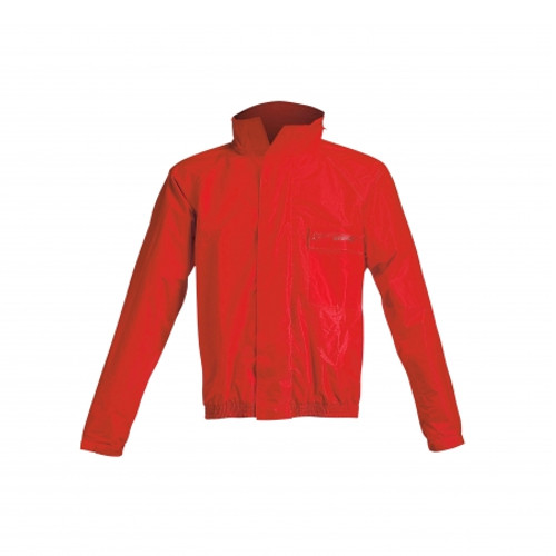 ACERBIS - RAIN SUIT LOGO RED