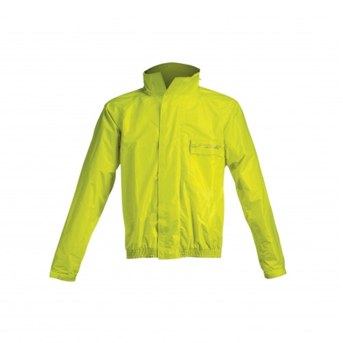 ACERBIS - RAIN SUIT LOGO YELLOW