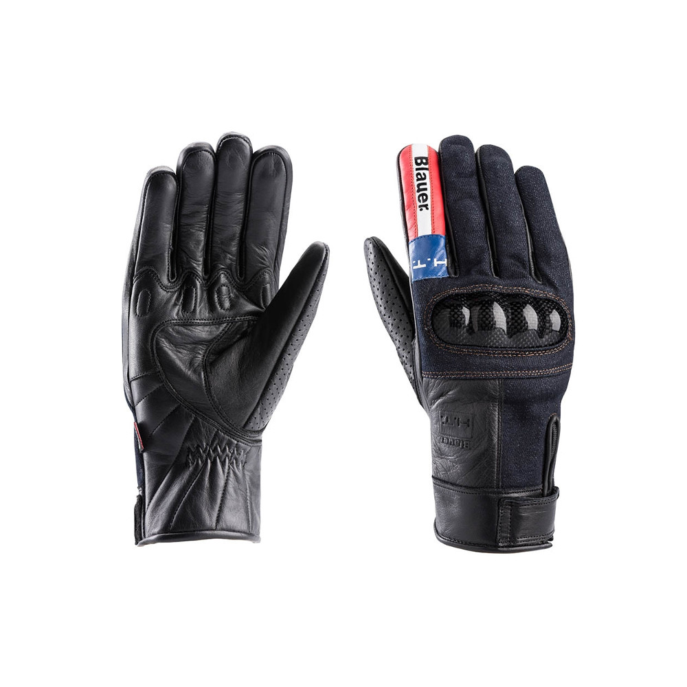 BLAUER - COMBO DENIM - BLACK CARBON