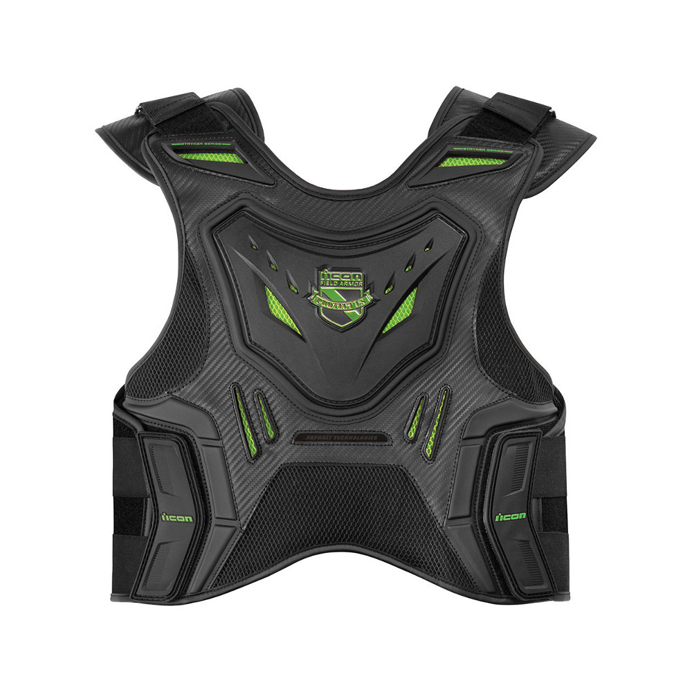 ICON - STRYKER VEST GREEN