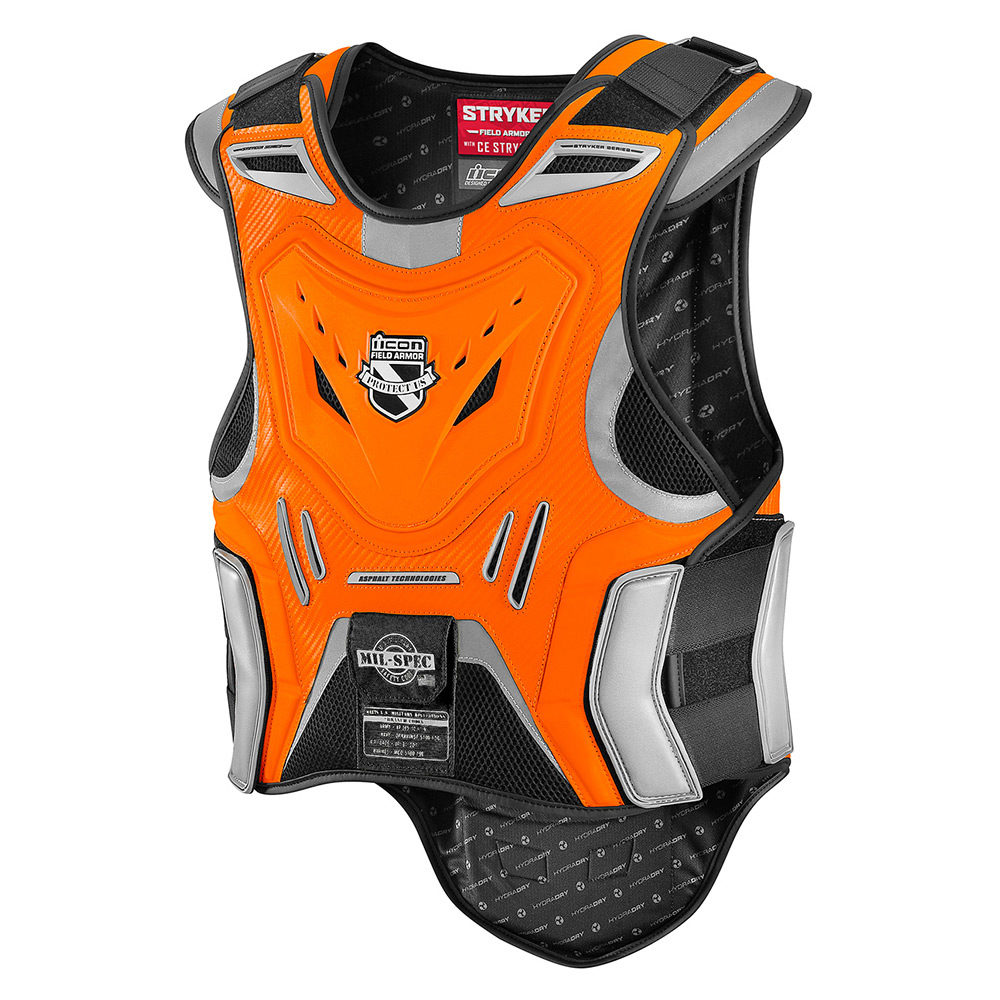 ICON - STRYKER MIL-SPEC VEST - ORANGE