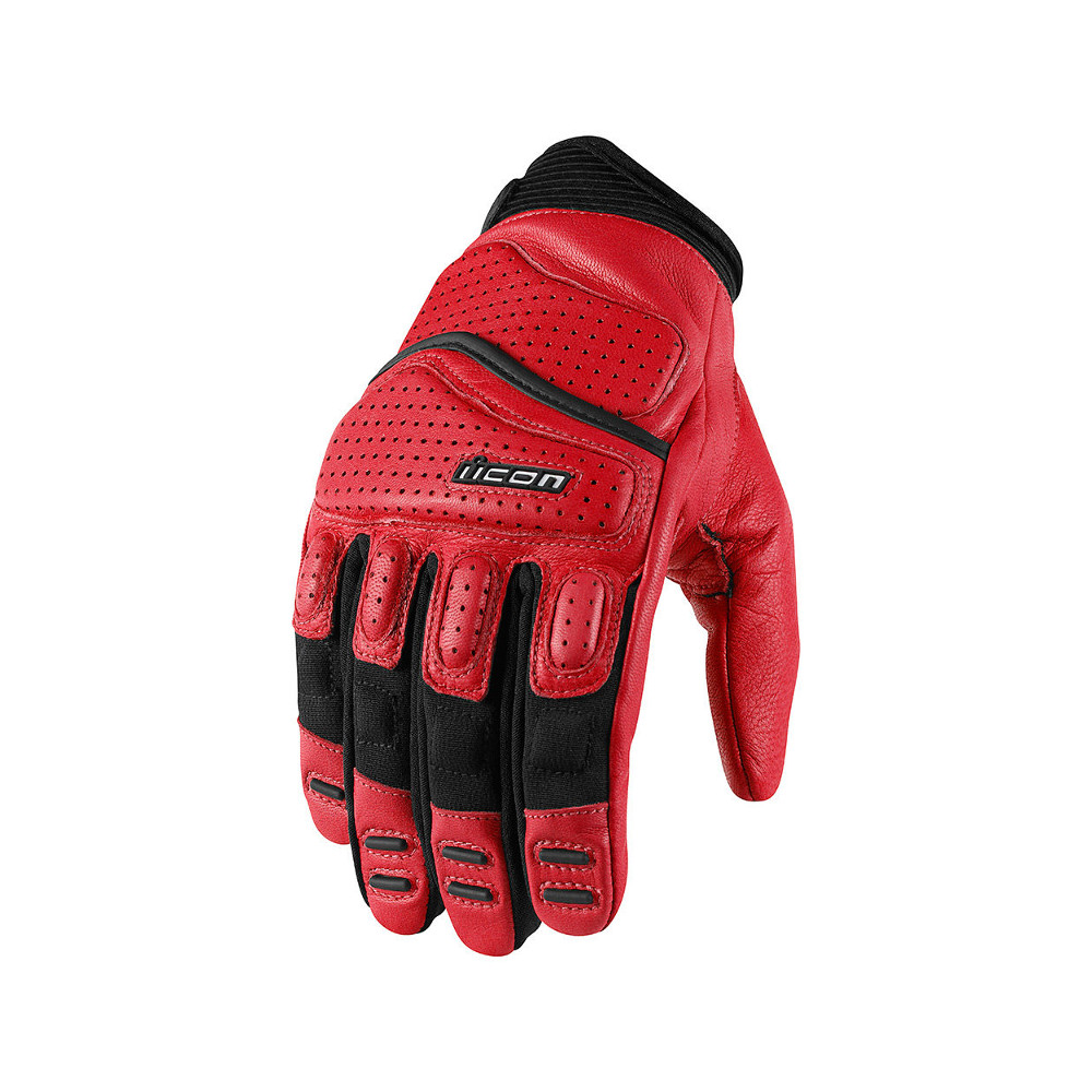 ICON - SUPERDUTY 2 GLOVE - RED
