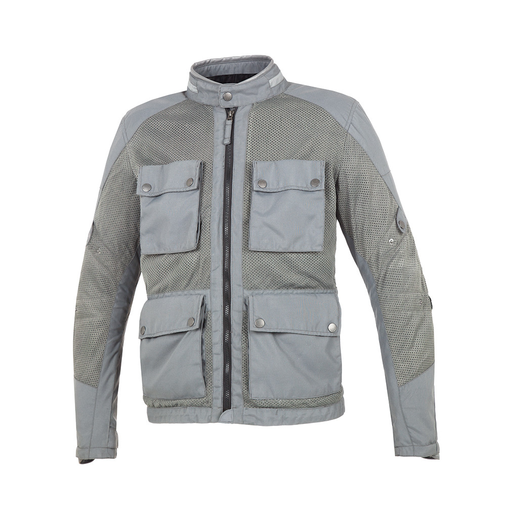TUCANO URBANO - FIELD JACKET MULTITASK - GREY