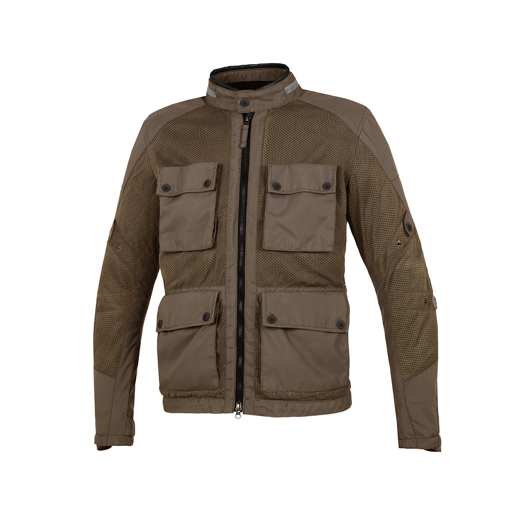 TUCANO URBANO - FIELD JACKET MULTITASK - BROWN