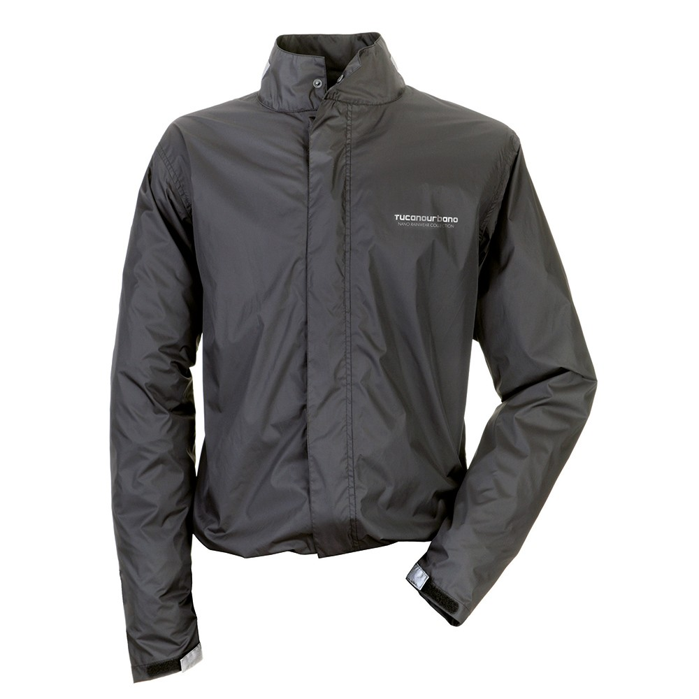 TUCANO URBANO - NANO RAIN PLUS JACKET BLACK